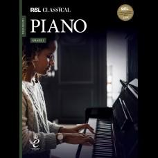 RSL CLASSICAL PIANO 2021 GRADE 1