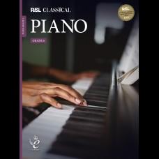 RSL CLASSICAL PIANO 2021 GRADE 4