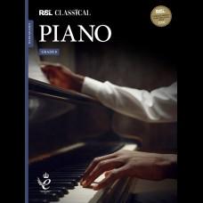 RSL CLASSICAL PIANO 2021 GRADE 8