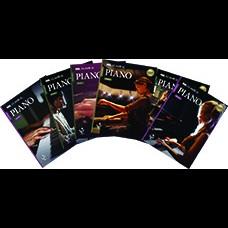 RSL CLASSICAL PIANO 2021 SET (DEBUT - GRADE 5)