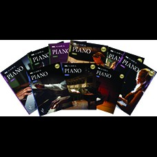 RSL CLASSICAL PIANO 2021 FULL SET (DEBUT - GRADE 8)