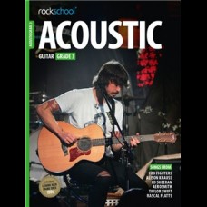 ROCKSCHOOL ACOUSTIC GUITAR GRADE 3