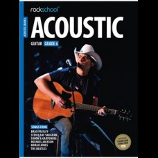 ROCKSCHOOL ACOUSTIC GUITAR GRADE 6