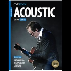 ROCKSCHOOL ACOUSTIC GUITAR GRADE 7
