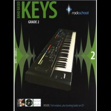 ROCKSCHOOL BAND BASED KEYS GRADE 2