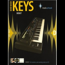 ROCKSCHOOL BAND BASED KEYS DEBUT
