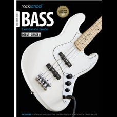 ROCKSCHOOL  BASS COMPANION GUIDE