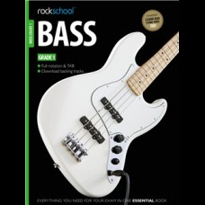 ROCKSCHOOL BASS GRADE 1