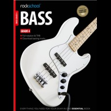 ROCKSCHOOL BASS GRADE 4