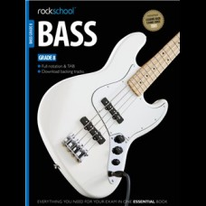 ROCKSCHOOL BASS GRADE 8