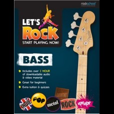 ROCKSCHOOL LET'S ROCK BASS