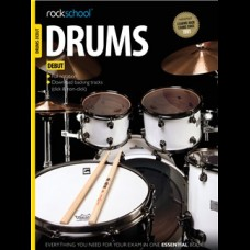ROCKSCHOOL DRUMS DEBUT