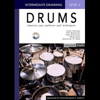 DRUMMING LESSON BOOK INTERMEDIATE