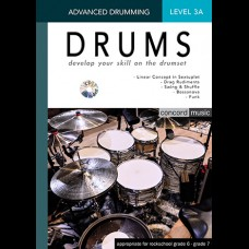 DRUMMING LESSON BOOK 3A