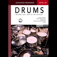 DRUMMING LESSON BOOK 3B