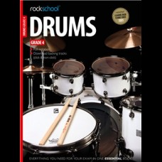 ROCKSCHOOL DRUMS GRADE 4