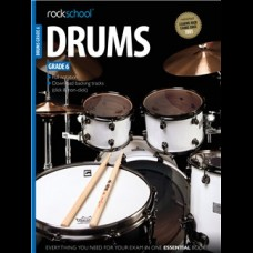 ROCKSCHOOL DRUMS GRADE 6