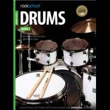 ROCKSCHOOL DRUMS GRADE 2