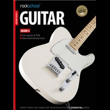 ELECTRIC GUITAR GRADE 4 - 2012