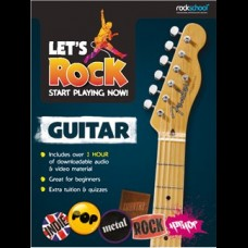 ROCKSCHOOL LET'S ROCK GUITAR
