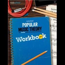 ROCKSCHOOL POPULAR MUSIC THEORY WORKBOOK GRADE 8