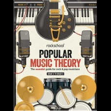 ROCKSCHOOL POPULAR MUSIC THEORY GUIDEBOOK - GRADE 6 TO 8