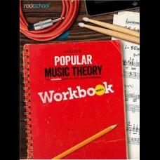ROCKSCHOOL POPULAR MUSIC THEORY WORKBOOK GRADE 4
