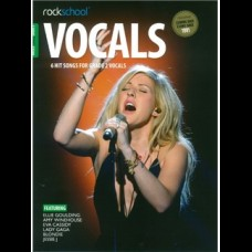 ROCKSCHOOL VOCALS FEMALE GRADE 2