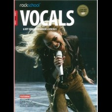 ROCKSCHOOL VOCALS FEMALE GRADE 4