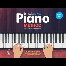 PIANO METHOD BOOK 1