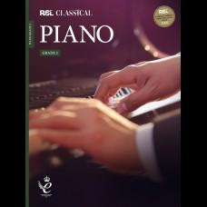 RSL CLASSICAL PIANO 2021 GRADE 2
