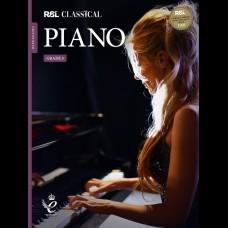 RSL CLASSICAL PIANO 2021 GRADE 5
