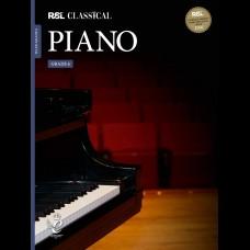 RSL CLASSICAL PIANO 2021 GRADE 6