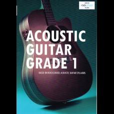 ACOUSTIC GUITAR LESSON GRADE 1