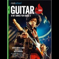 HOT ROCK GUITAR GRADE 3