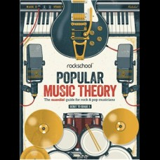POPULAR MUSIC THEORY GUIDEBOOK - DEBUT TO GRADE 5