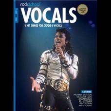 VOCALS MALE GRADE 6